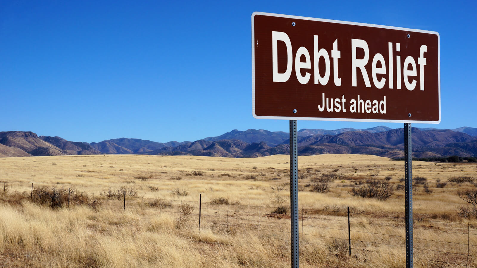 debt relief programs